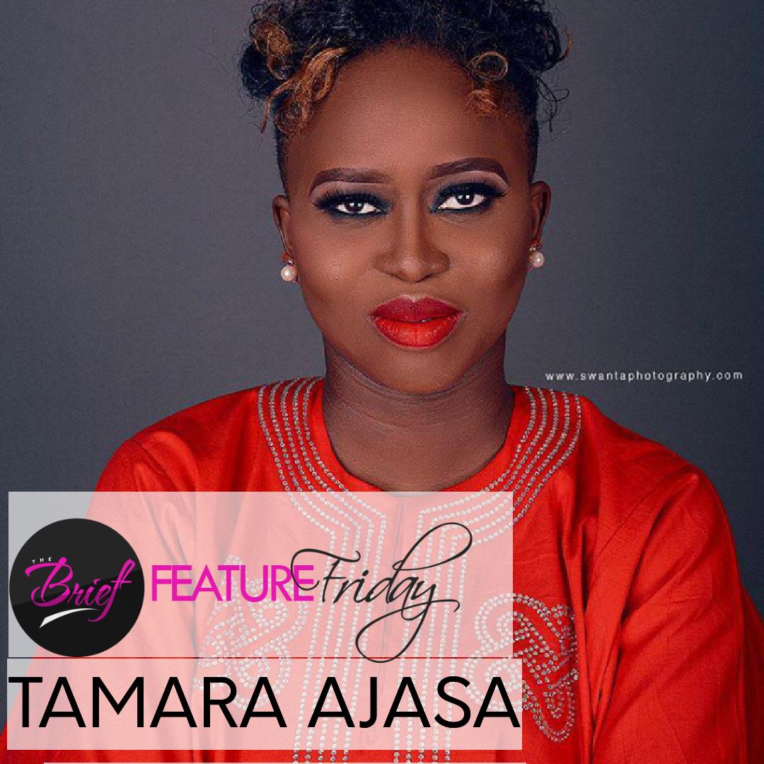 FEATURE FRIDAY: TAMARA AJASA